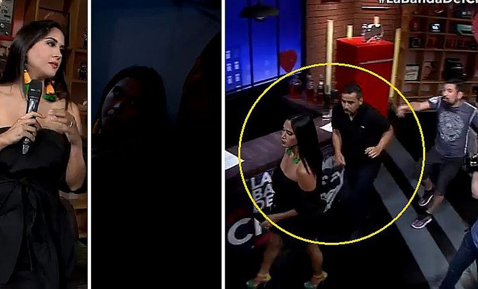 "Melissa Paredes: muestran video de su pasado y ""se va"" de 'La Banda del Chino' (VIDEO)"