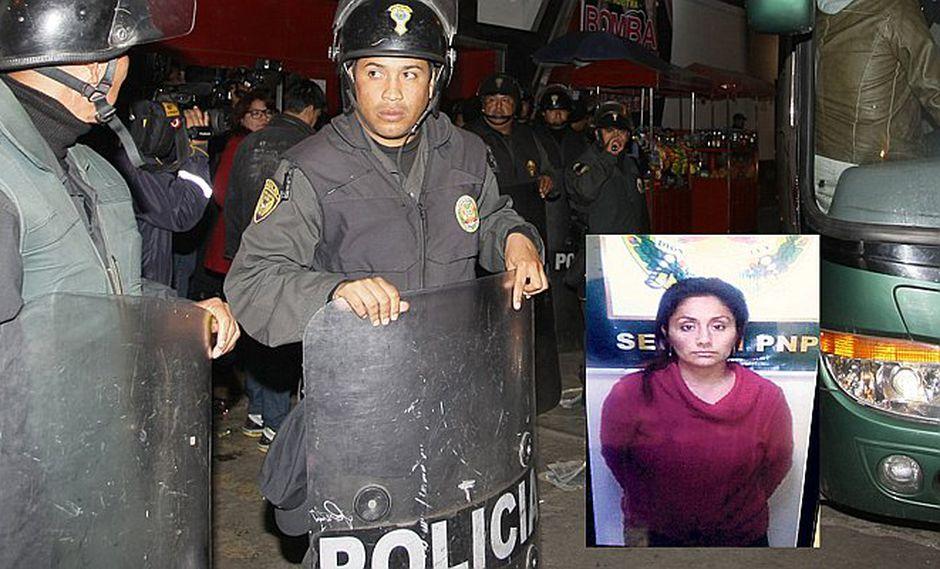 Comas: Mamá se autoinculpa por salvar a su hijo y queda detenida