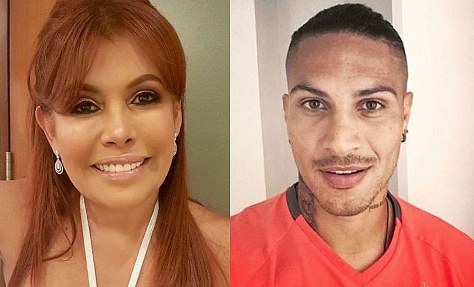 Magaly Medina volvió a publicar curiosa foto tras noticia de Paolo Guerrero