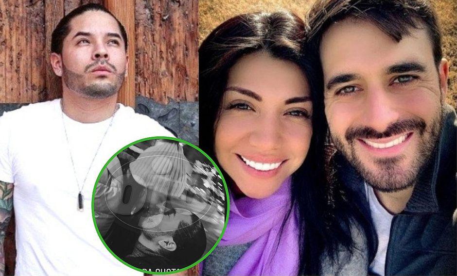 Harold Cortez ya tiene novia tras separarse de Diana Sánchez (FOTOS)