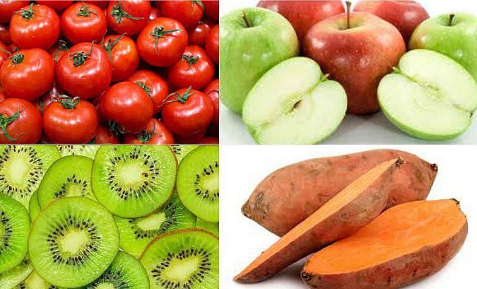3813d8e9a3ff Frutas y verduras frescas para una alimentación saludable   Mujer   Ojo
