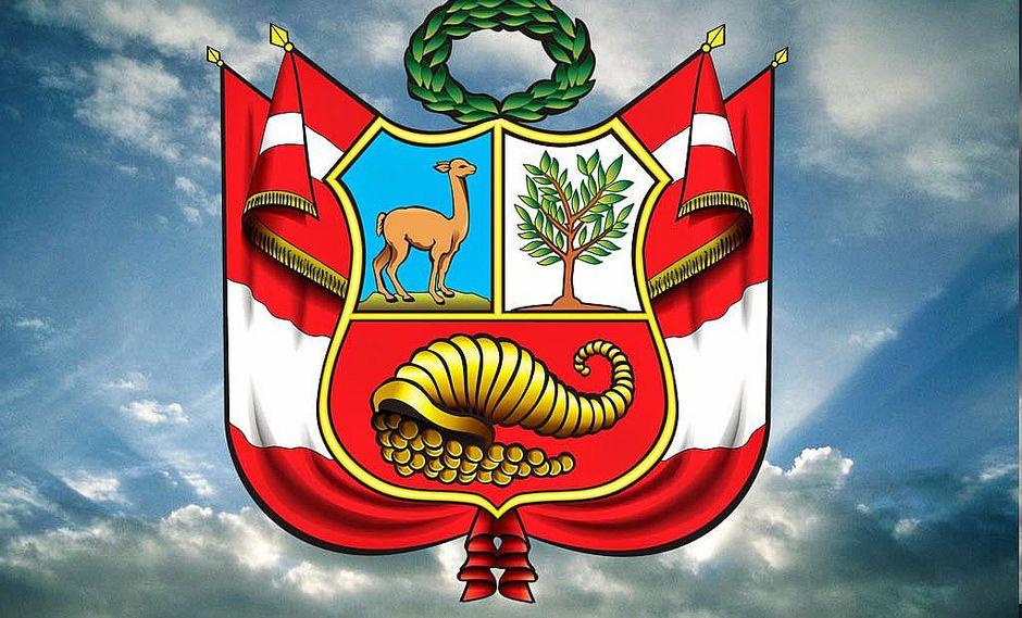Conoce el significado de sus elementos del escudo de Perú