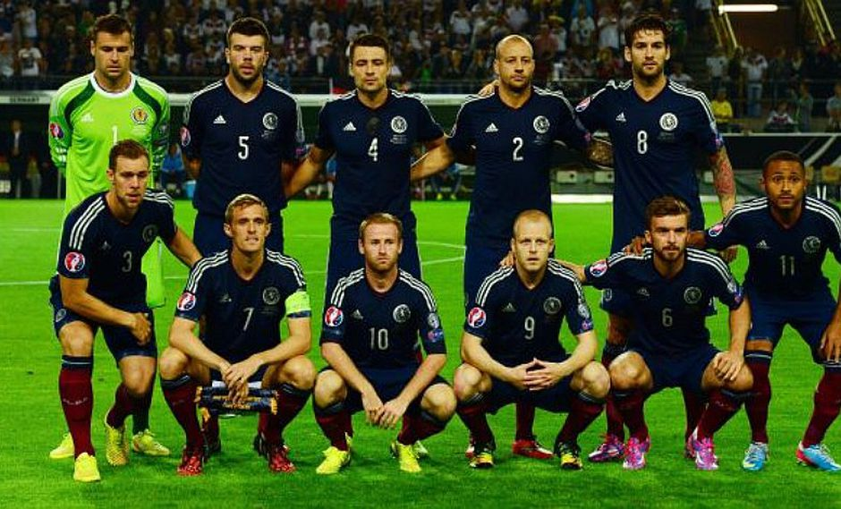 Perú vs. Escocia: 9 jugadores más sexies de la selección escocesa