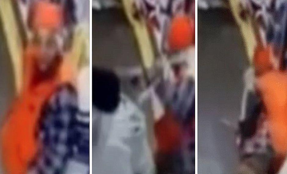 Anciana de 72 años es golpeada por hombre en mercado de Chincha | VIDEO