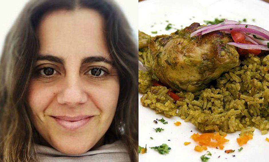 """¡Exquisito! Jimena Agois y su arroz con pollo en """"Cocinando con Jime"""""""