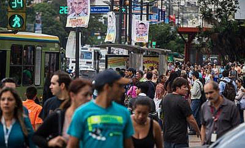 64% de venezolanos perdió 11 kilos en un año por falta de alimentos
