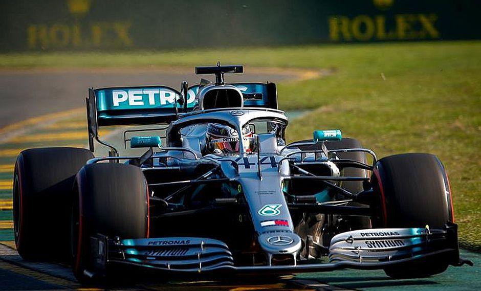 Fórmula 1: Lewis Hamilton logra la pole y Mercedes domina sobre todos
