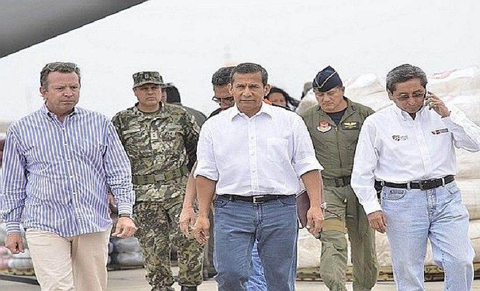 Ollanta viaja este miércoles a Ecuador para entregar ayuda humanitaria