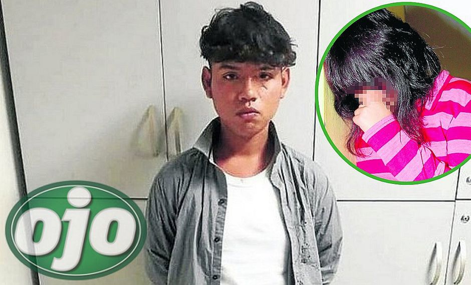 Hombre fue detenido luego de que lo vieran salir de hostal con una niña
