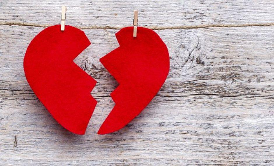 Un corazón roto es un problema de salud, la ciencia explica por qué