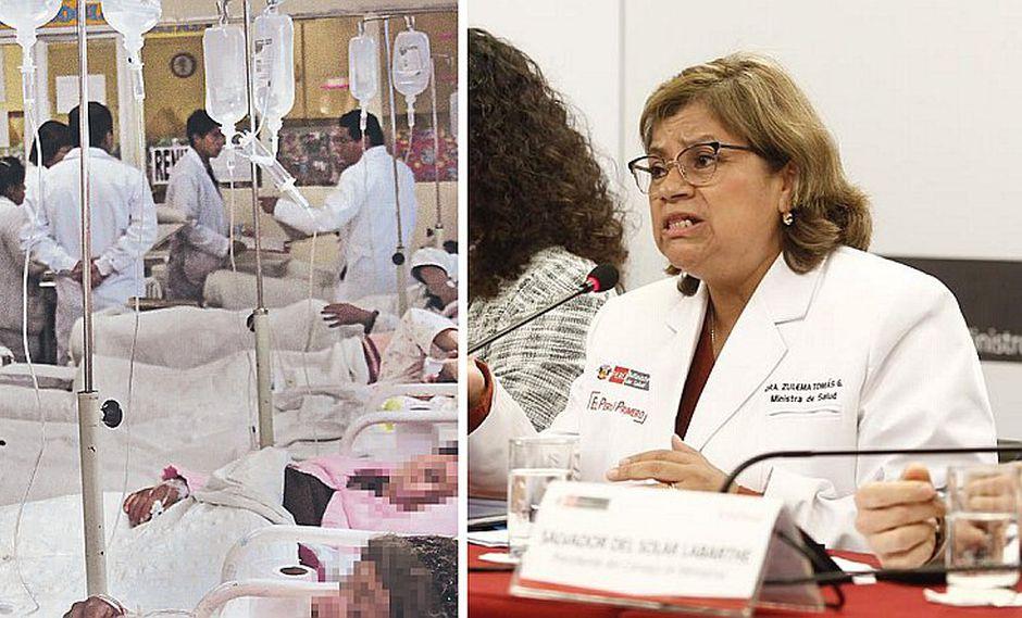 "Síndrome de Guillain-Barré está en ""proceso de remisión"", según ministra de Salud"