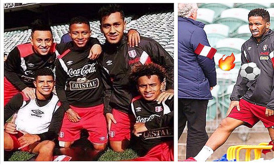 """Perú vs. Nueva Zelanda: ¿Qué está comiendo la selección? """"La Foquita"""" lo revela (VIDEO)"""