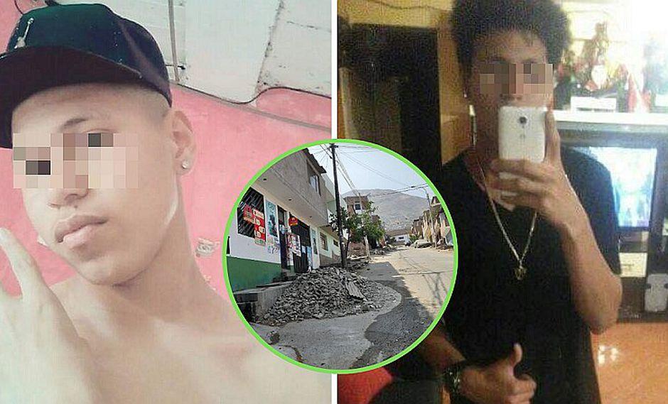 Adolescente de 15 años es asesinado de un disparo durante discusión en Comas