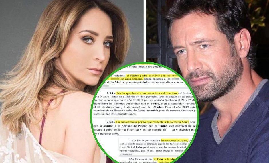 La 'venganza' de Gabriel Soto para Geraldine Bazán tras acuerdo de divorcio [DOCUMENTO]