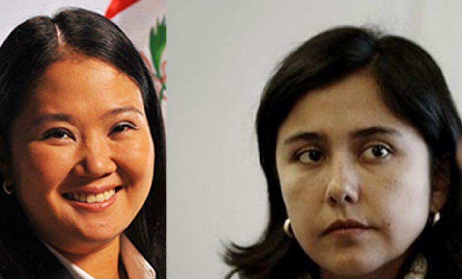 Nadine Heredia y Keiko Fujimori cumplen años hoy