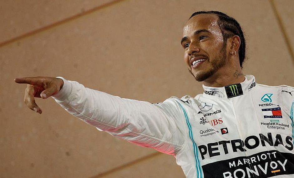 Fórmula 1: Hamilton lidera otro doblete de Mercedes con regalo de Ferrari