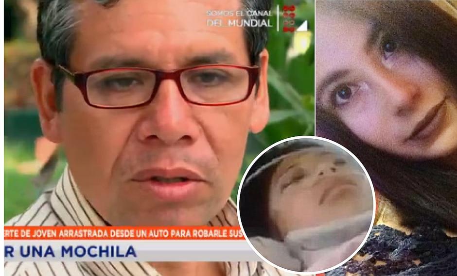 """Papi mañana me voy a levantar, vas a ver"", reveló padre de joven que murió por robo"