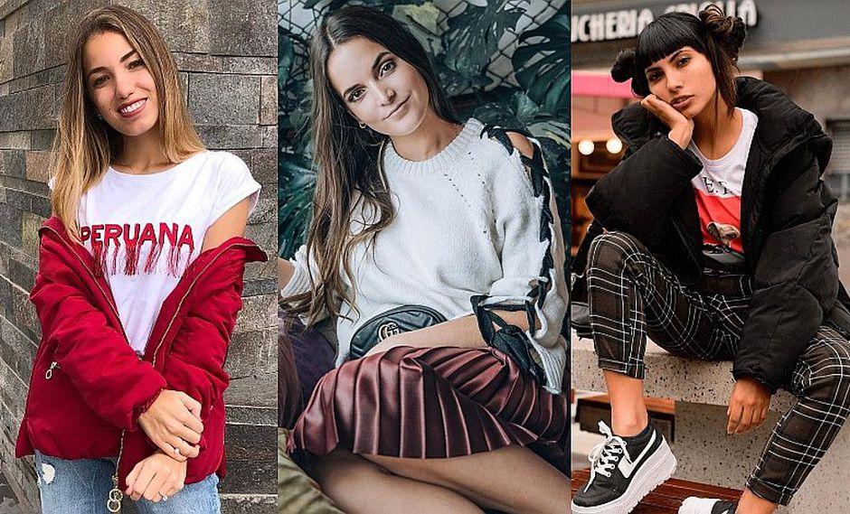 3 youtubers peruanas te enseñan cómo vestir durante el invierno