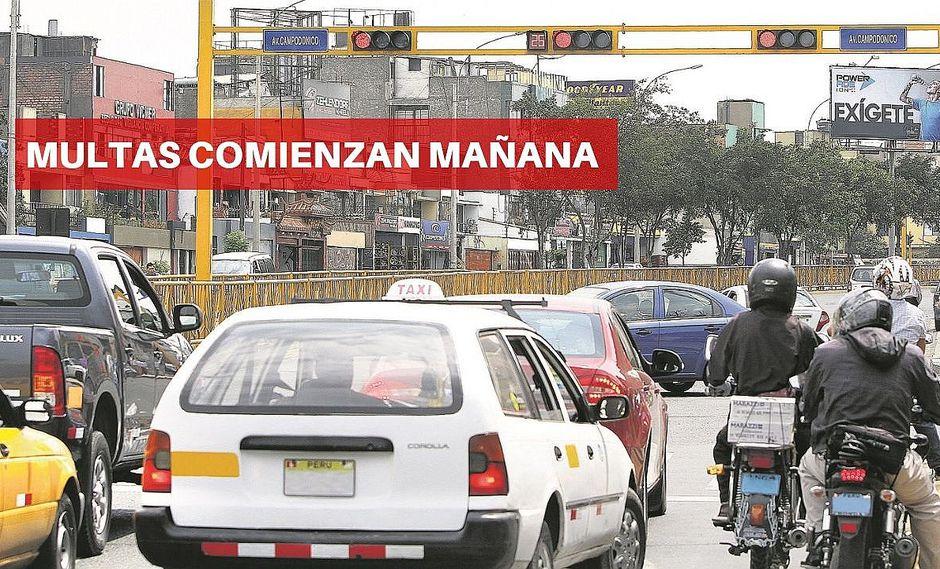 """""""Pico y Placa"""" no se aplicará en la avenida Canadá a pedido de la Policía Nacional"""