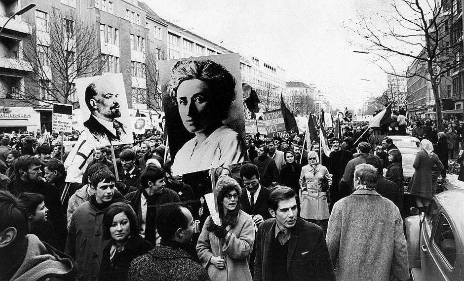Recuerdan 100 años del asesinato de Rosa Luxemburgo, la comunista que enfrentó a Lenin