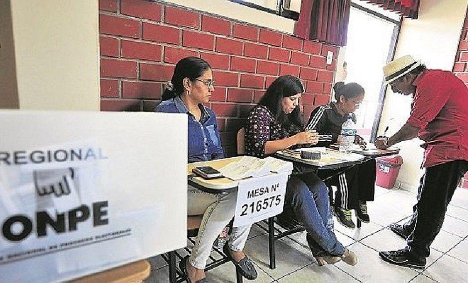 Elecciones 2016: Once consejos para votar de manera segura
